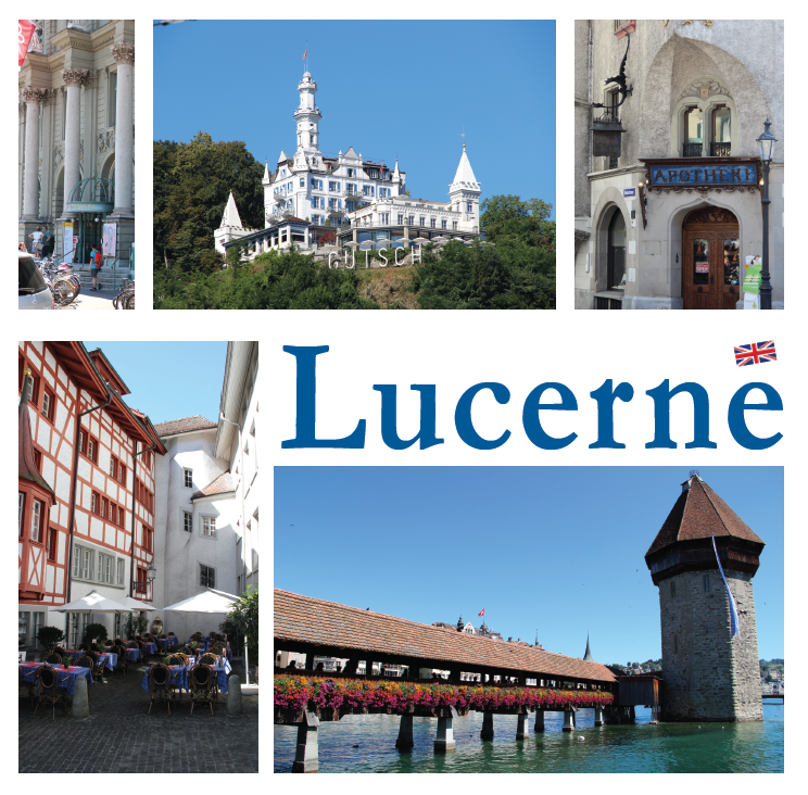 Cover Lucerne images of a city